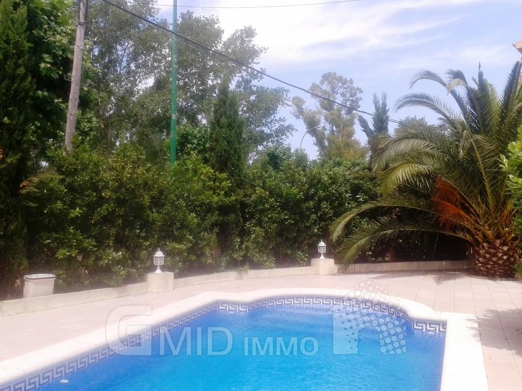 Alquiler casa con piscina privada en empuriabrava for Piscina privada