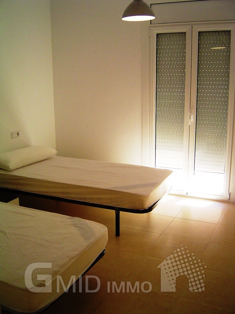 Alquiler de vacaciones piso de 3 habitaciones a 50 m de la for Pisos alquiler vacaciones