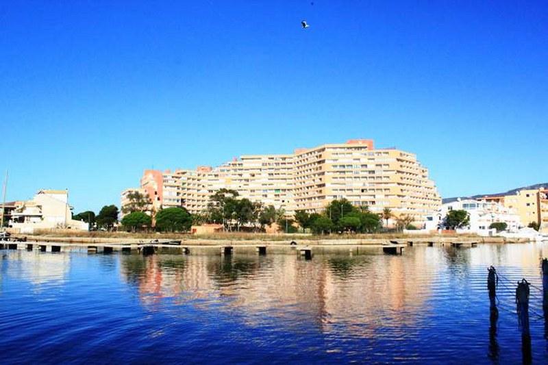 il più economico prezzo interessante elegante Vendita Studio vista mare e piscina comunale Santa Margarita ...