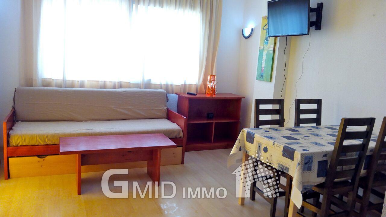 Appartement une chambre avec parking et piscine santa margarita produits gmid immo - Appartement avec une chambre ...