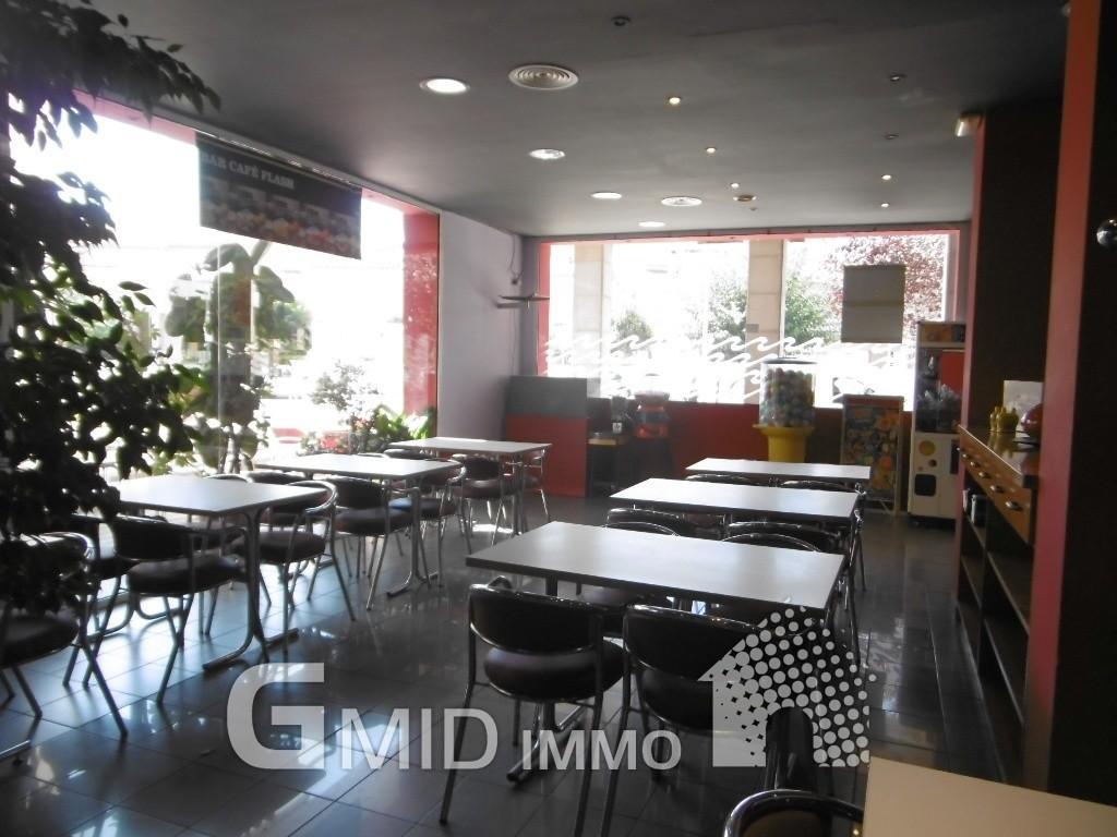 En Vente Bar Restaurant Avec Une Terrasse Figueres Produits