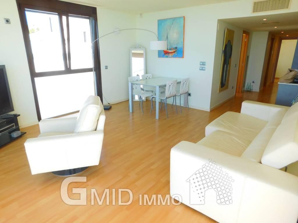 Moderne Appartement De Vacances Avec Spectaculaires Vues à Canyelles, Roses