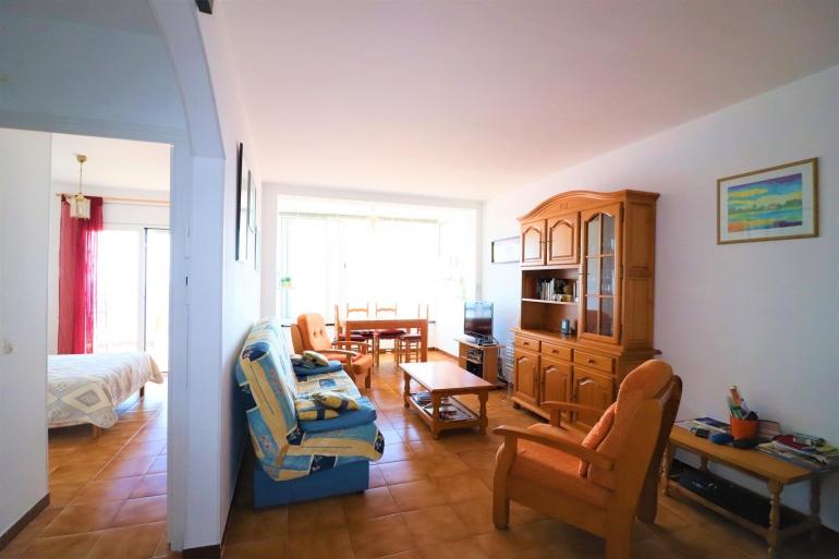 Zu verkaufen 2 Schlafzimmer Wohnung und Garage in Puig Rom, Roses ...