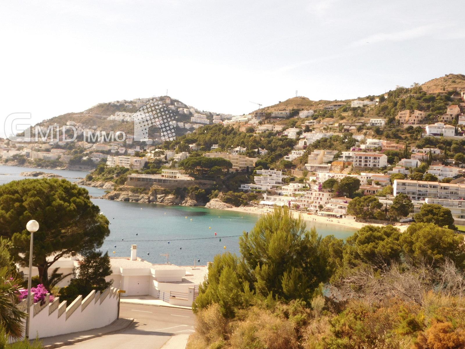 Casa de vacaciones cerca de la playa en almadrava roses costa brava inmuebles gmid immo - Casa playa costa brava ...