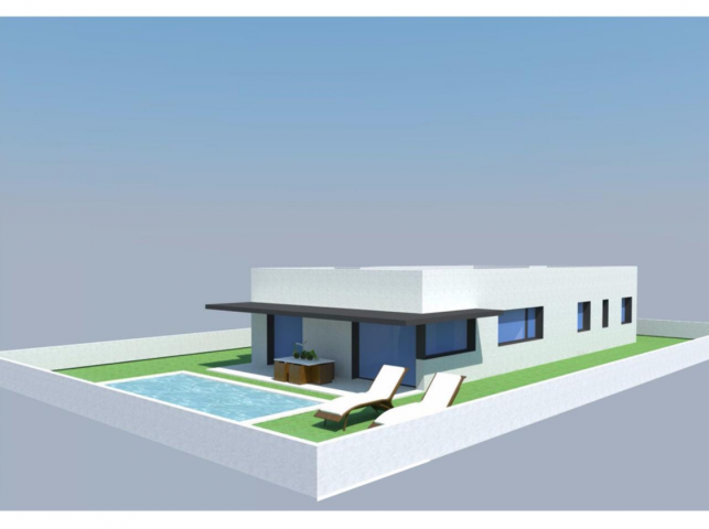 Promocion nueva casa 3 habitaciones planta baja en Les Garrigues, Roses
