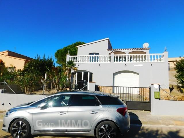 Bonita casa unifamiliar con 4 habitaciones en Roses, Costa Brava