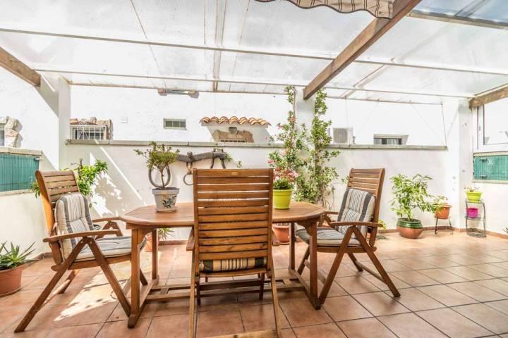 Casa adosada de 3 habitaciones con garaje y amarre en Empuriabrava, Costa Brava