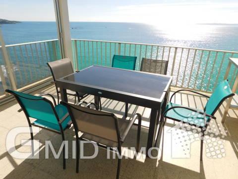En vente appartement en première ligne de mer Canyelles, Rosas, Costa Brava
