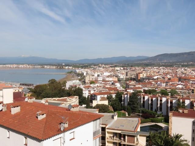 Appartement rénové avec vue sur la baie de Roses, Costa Brava