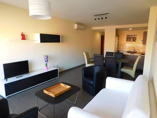 En venta piso de 2 habitaciones sector Gran Reserva, Empuriabrava, Costa Brava