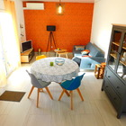 Location saisonnière maison de 2 chambres avec terrasse et parking à Empuriabrava