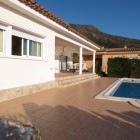 Alquiler vacacional casa con piscina en la urbanización Bellavista, Costa Brava