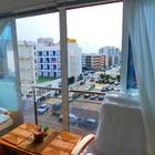 Apartamento de 2 habitaciones  con bonita terraza y vista mar en Salatar, Roses