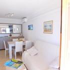 Alquiler vacacional piso 2 habitaciones a 50m de la playa Santa Margarita, Roses