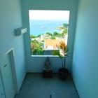 Moderna casa con vistas al mar en Almadrava, Roses