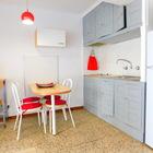 Venta apartamento de 1 habitacion, terraza y parking en primera linea del mar Empuriabrava